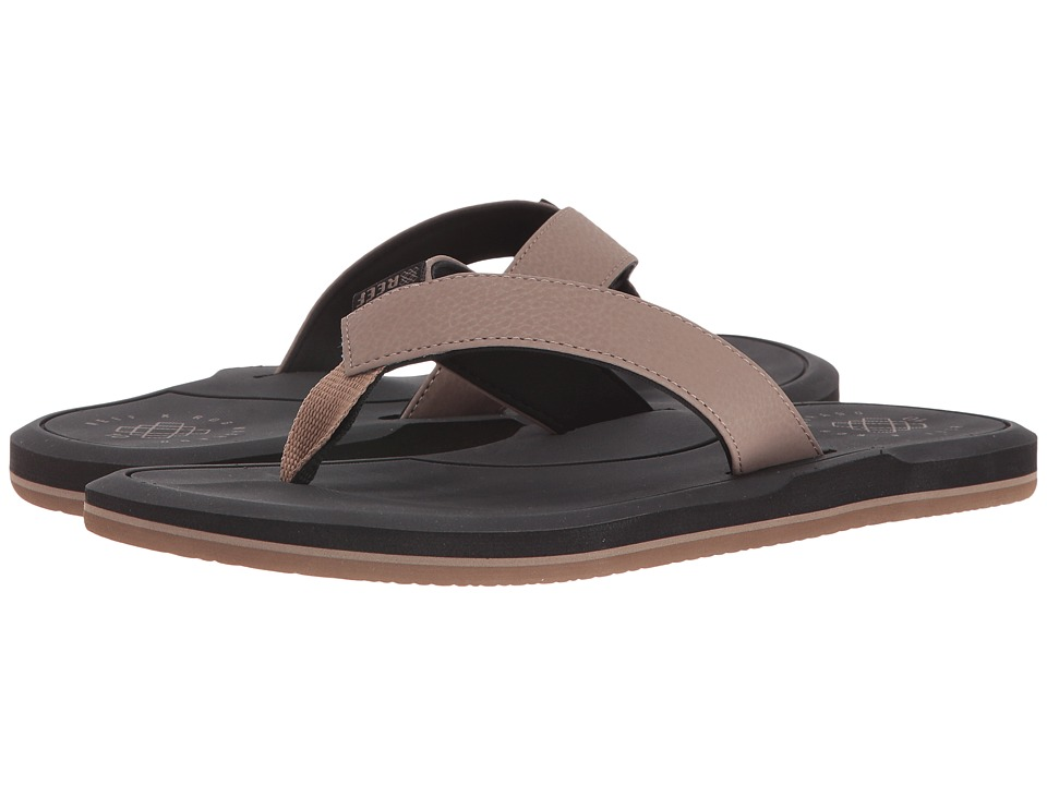 Reef Machado Day (Black/Tan) Men