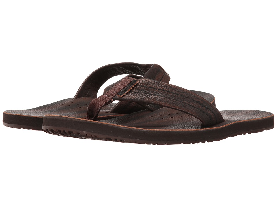 Reef Draftsmen Lux (Vintage Brown) Men