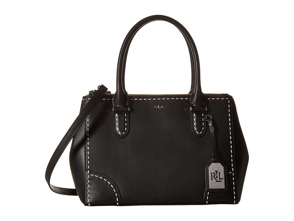 LAUREN Ralph Lauren - Rothwell Shopper (Black) Handbags