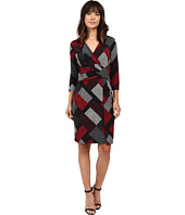Ellen Tracy - Knit Twist Dress