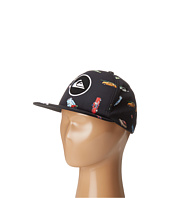 Quiksilver - Carpark Boy's Trucker Hat (Little Kids)