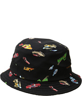Quiksilver - The Max Bucket Boy Hat (Big Kids)