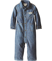 Ralph Lauren Baby - Chambray One-Piece Coveralls (Infant)