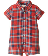Ralph Lauren Baby - Kensington One-Piece Shortalls (Infant)