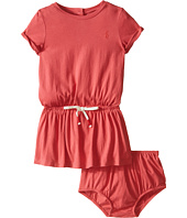 Ralph Lauren Baby - Bow Tie Knit Dress (Infant)