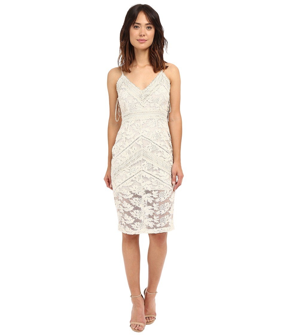 Adelyn Rae Lace Dress Natural Womens Dress
