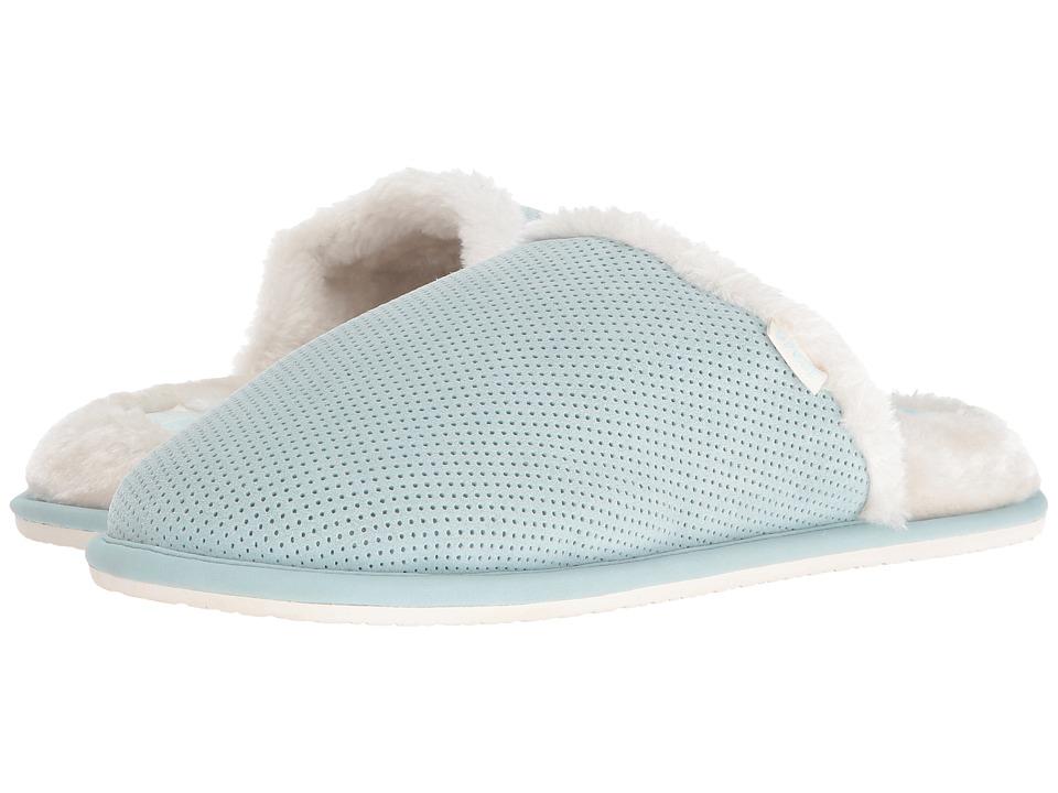 Reef Cozy Slipper (Aqua) Women