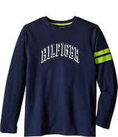 Tommy Hilfiger Kids - Jon French Terry Tee (Big Kids)