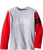 Tommy Hilfiger Kids - Jon French Terry Tee (Toddler/Little Kids)