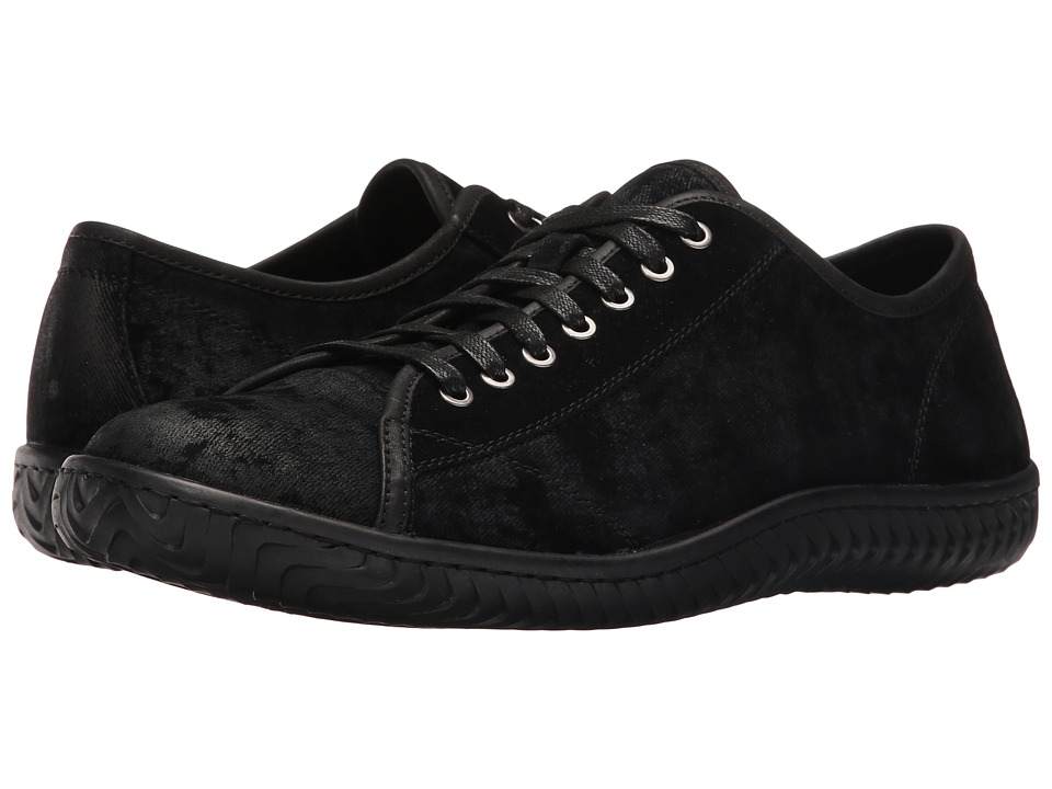 John Varvatos - Hattan Low Top (Black 1) Men