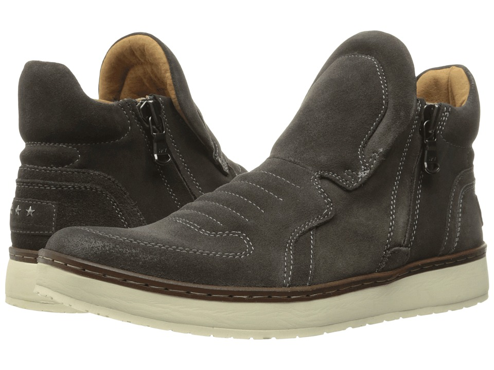 John Varvatos Barrett Sneaker (Smoke) Men