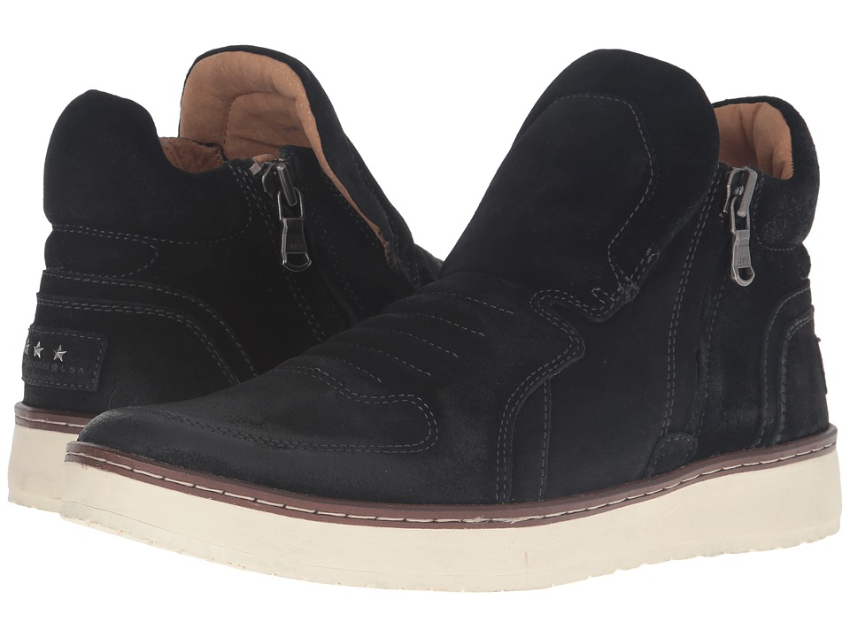 John Varvatos Barrett Sneaker (Black) Men