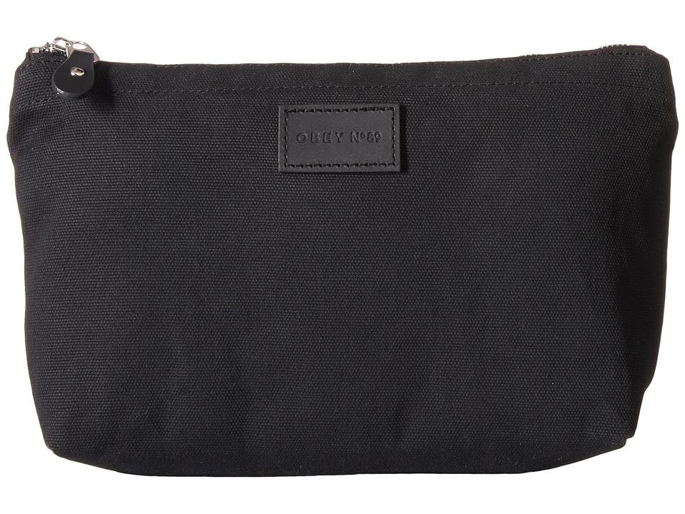 Obey - Kleid Midi Clutch (Black) Clutch Handbags
