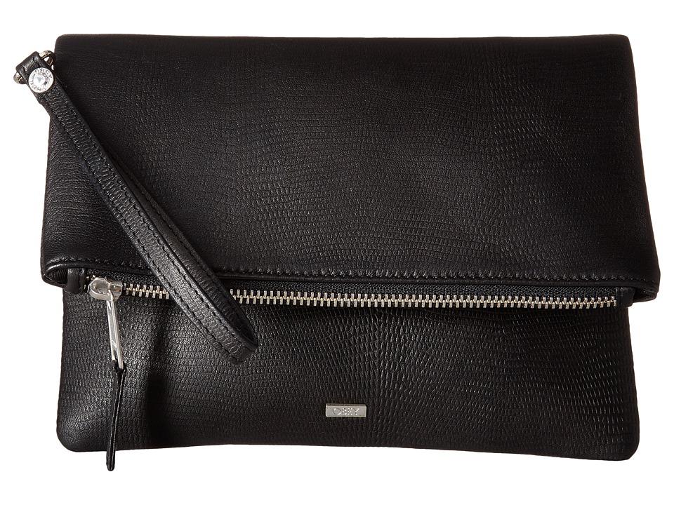 Obey - Jett Clutch (Black) Clutch Handbags