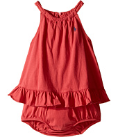 Ralph Lauren Baby - Bubble One-Piece Romper (Infant)