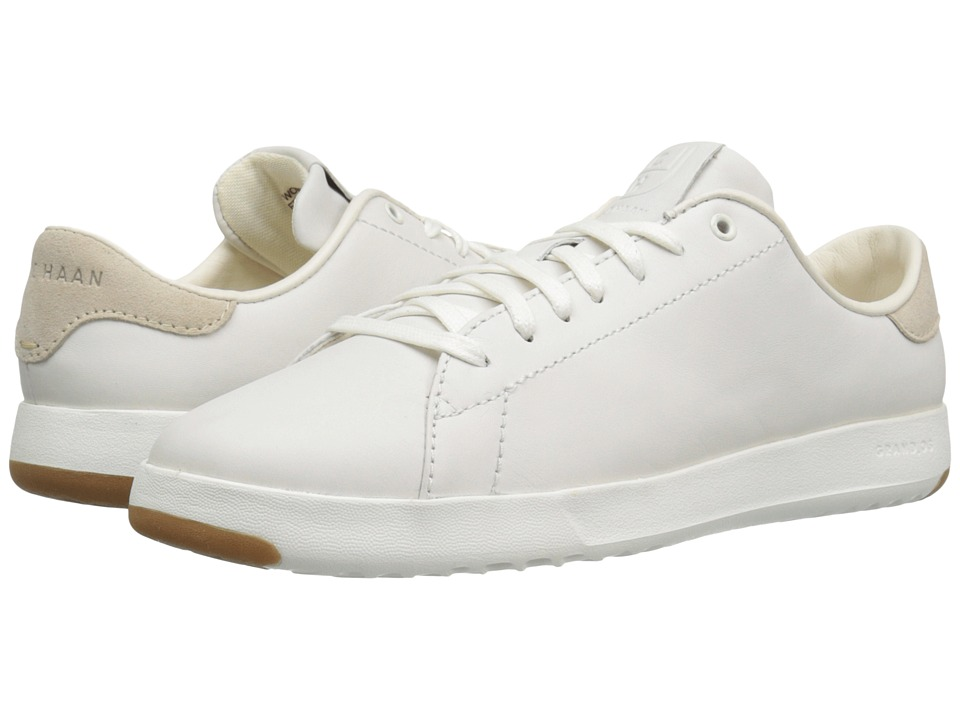 Cole Haan Grandpro Tennis (Optic White/White) Women
