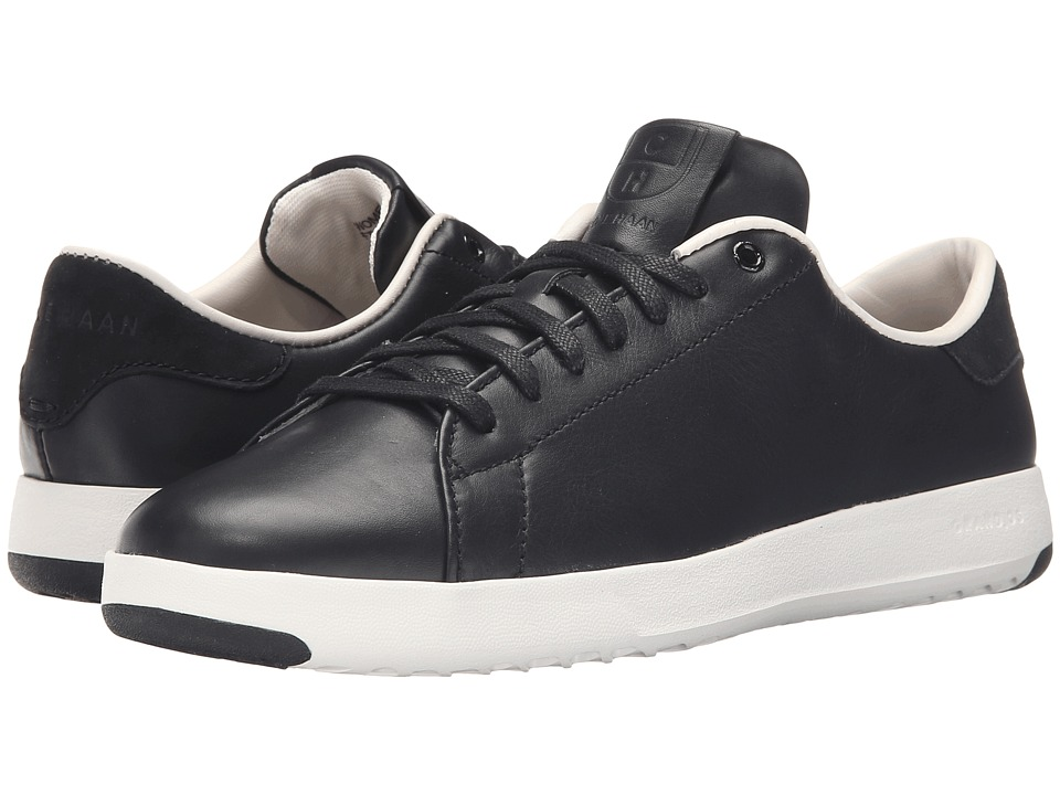 Cole Haan Grandpro Tennis (Black/Optic White) Women