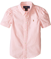 Polo Ralph Lauren Kids - Classic Solid Oxford Shirt (Toddler)