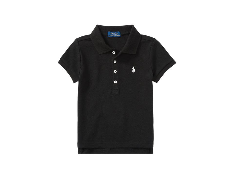 Ralph Lauren Short Sleeve Mesh Polo Shirt (Toddler) (Polo...