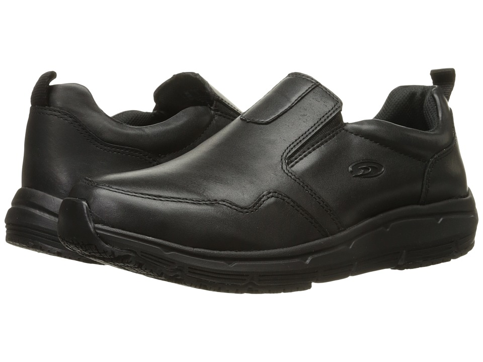 Dr. Scholls Beta Black Mens Shoes