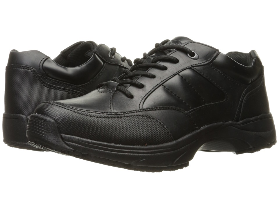 Dr. Scholls Aiden Black Mens Shoes