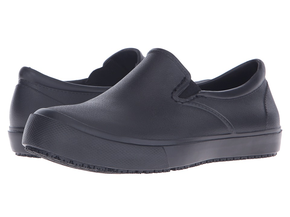 Dr. Scholls Slice Black Mens Shoes