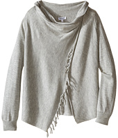 Splendid Littles - Fringe Sweater Wrap (Big Kids)