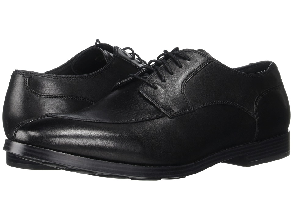 Cole Haan Jay Grand Apron Oxford (Black) Men's Lace up ca...