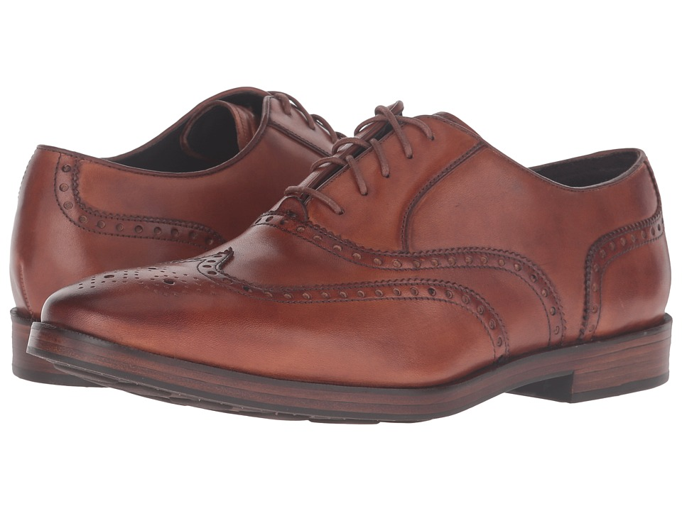 Cole Haan Hamilton Grand Wing Oxford (British Tan) Men