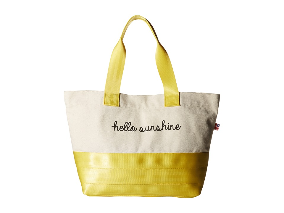 Harveys Seatbelt Bag Beach Tote Hello Sunshine Tote Handbags