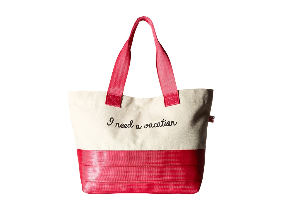 Harveys Seatbelt Bag Beach Tote I Need A Vacation Tote Handbags