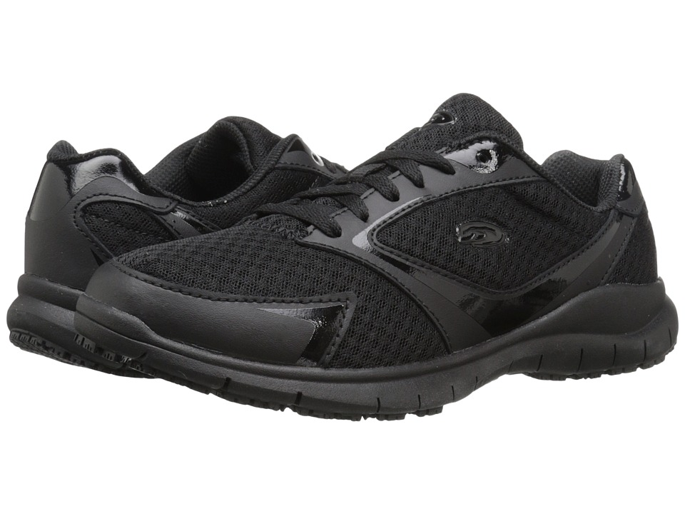 Dr. Scholls Work - Inhale (Black) Womens Shoes