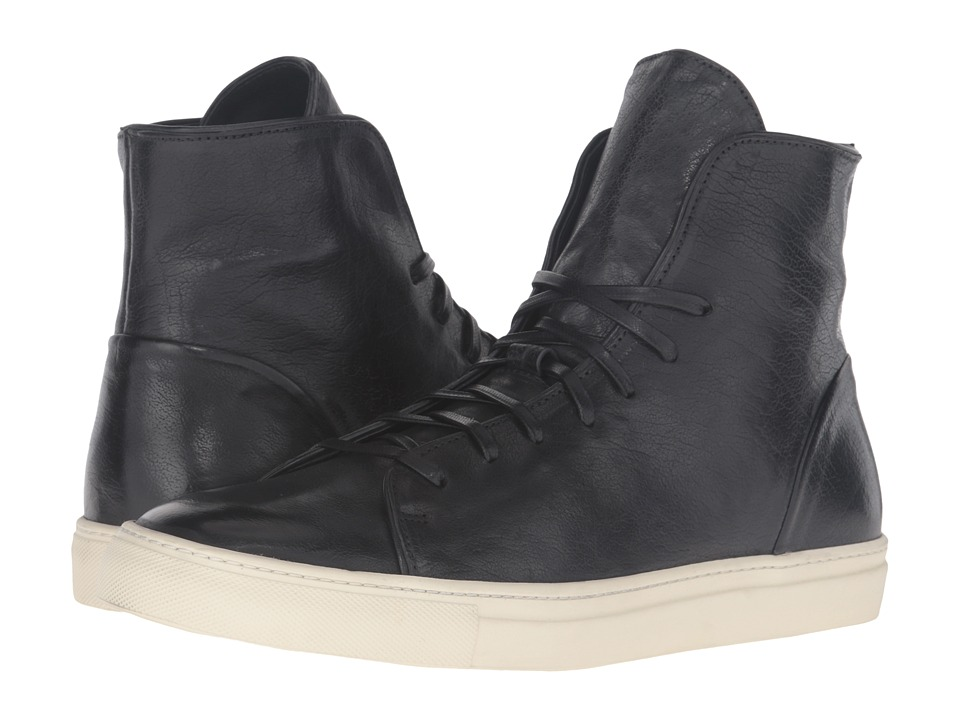 John Varvatos Reed Wire Sneaker (Black) Men