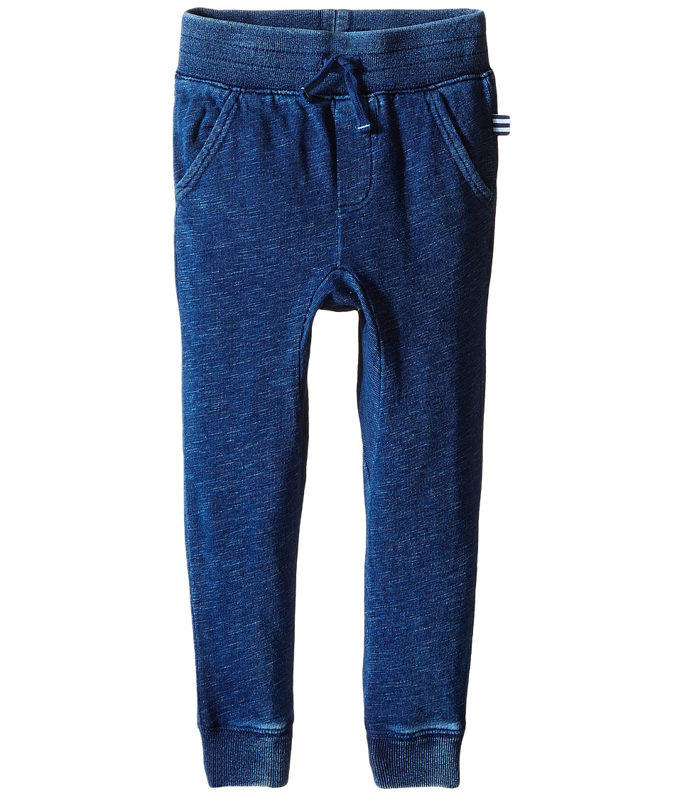 Splendid Littles - Double Knit Indigo Jogger (Toddler) (D...