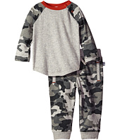 Splendid Littles - Raglan Crew with Printed Camo Set (Infant)