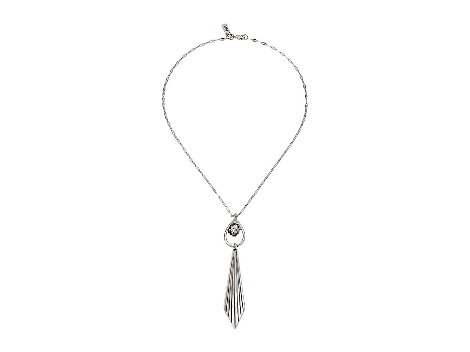 Vanessa Mooney The Morrison Necklace Silver Necklace