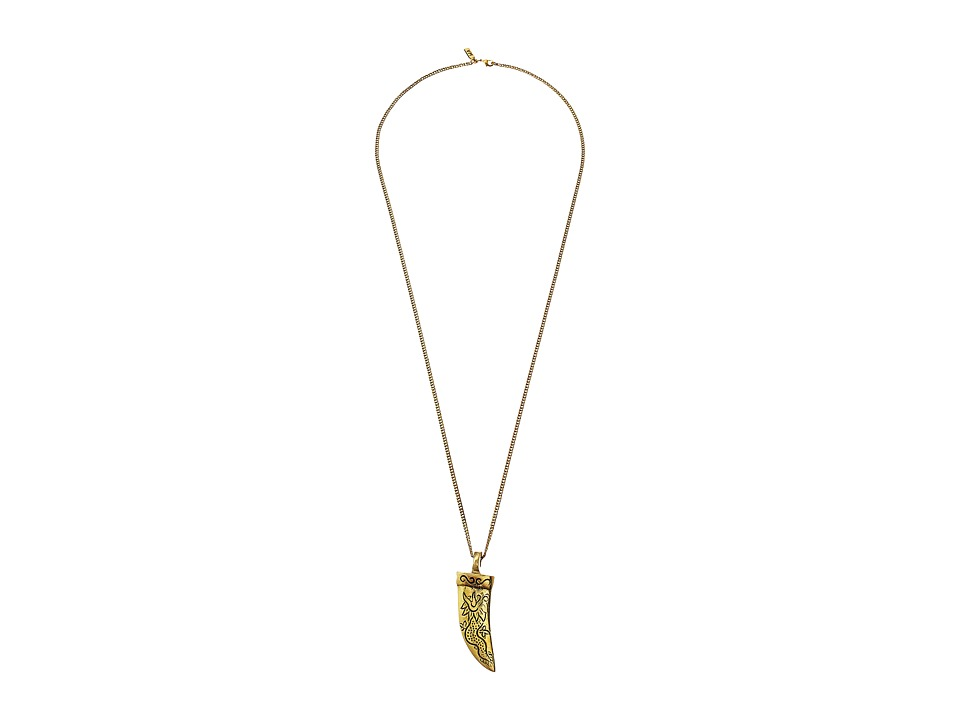 Vanessa Mooney The Faith Necklace Gold Necklace