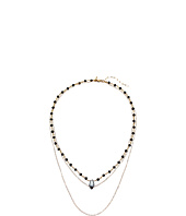 Vanessa Mooney - The Loverly Triple Chain Choker Necklace