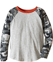Splendid Littles - Raglan Crew with Printed Camo (Toddler)