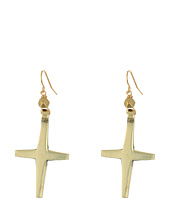 Vanessa Mooney - The Nation Cross Earrings