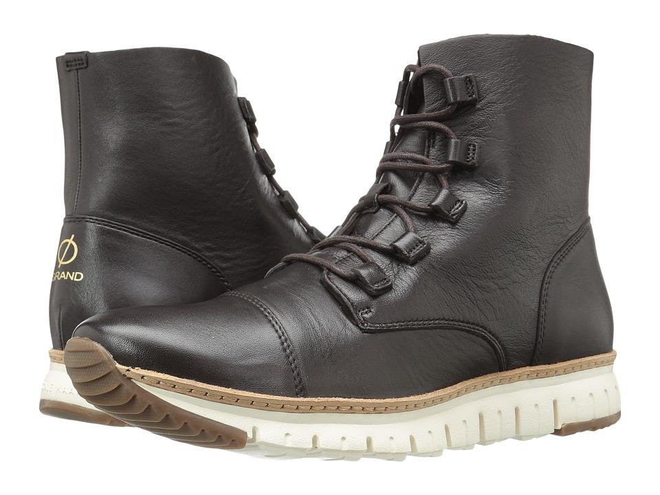 Cole Haan - Zerogrand Cap Toe Boot (Java) Men