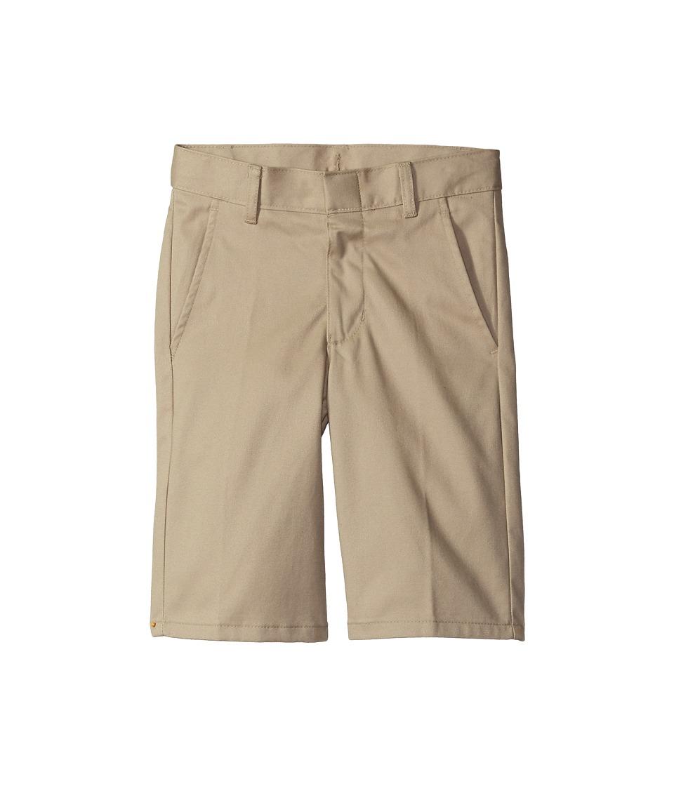 Nautica Kids - Flat Front Slim Twill Shorts