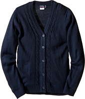 Nautica Kids - Boyfriend Sweater with Seed Stitch (Big Kids)