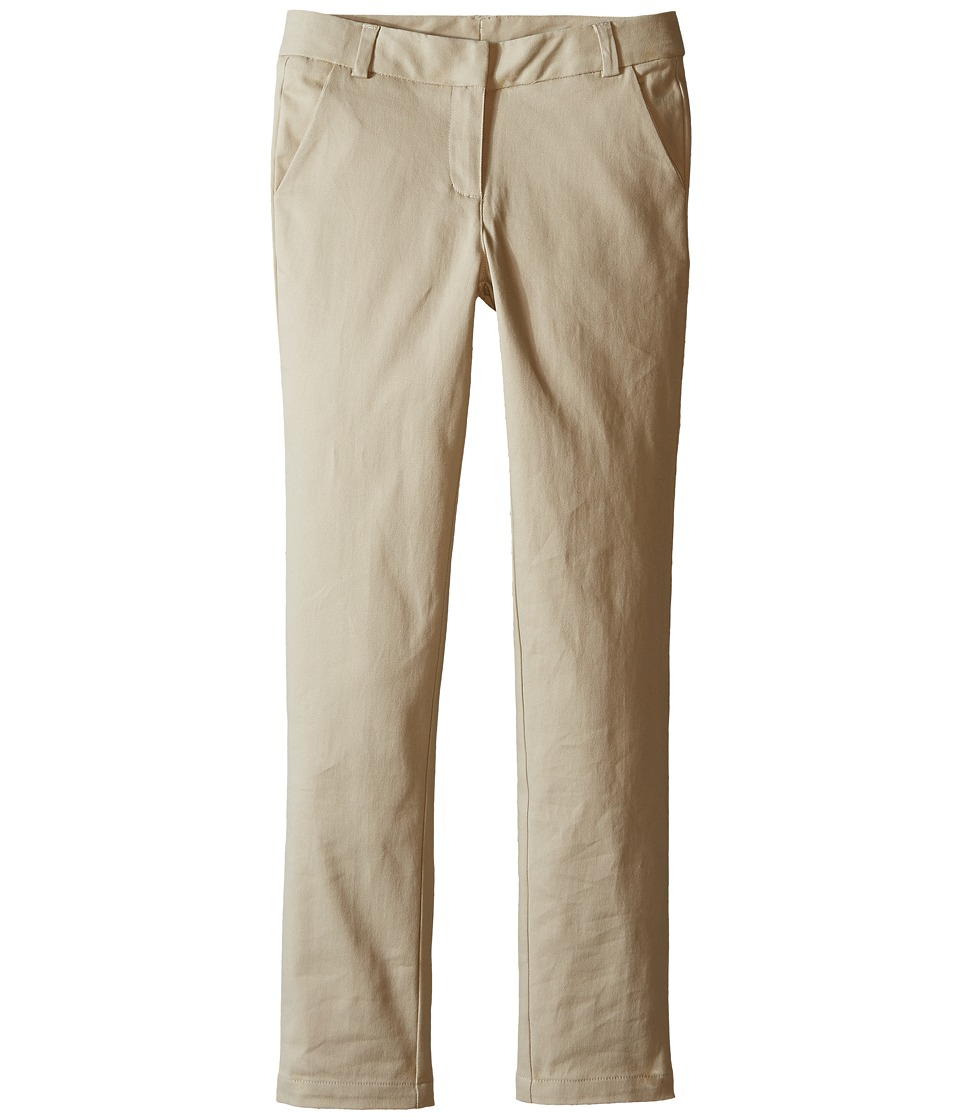 Nautica Kids - Straight Leg Stretch Twill Pants