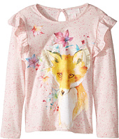 Pumpkin Patch Kids - Fox Print Top (Infant/Toddler/Little Kids/Big Kids)