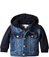 Pumpkin Patch Kids - Knit Denim Jacket (Infant)