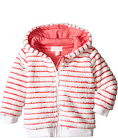 Pumpkin Patch Kids - Striped Fluffy Jacket (Infant)
