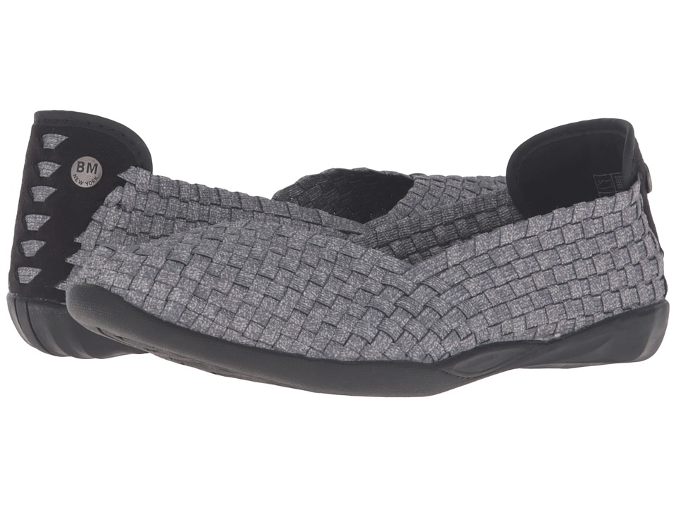 bernie mev. Catwalk (Heather Grey) Slip-On Shoes
