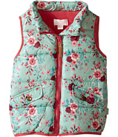 Pumpkin Patch Kids - Floral Puffer Vest (Infant)