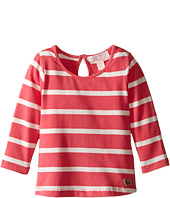Pumpkin Patch Kids - Stripe Crew Neck Long Sleeve Top (Infant/Toddler/Little Kids/Big Kids)
